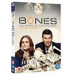 Bones - Season 10 [DVD]